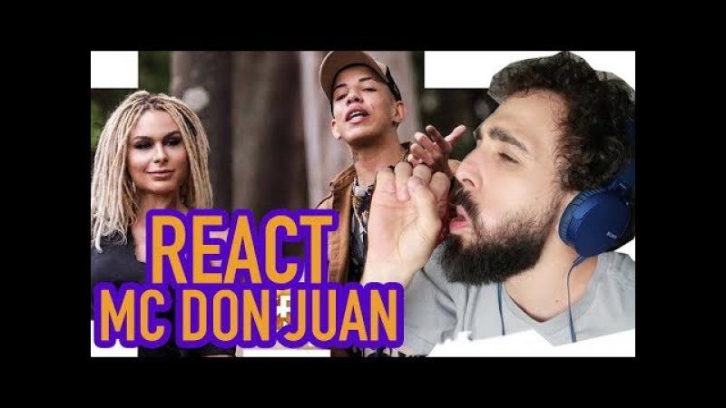 REAGINDO A MC DON JUAN - Se Eu Tiver Solteiro / MC Gudan - Boca de Pelo (DJ Yuri Martins)