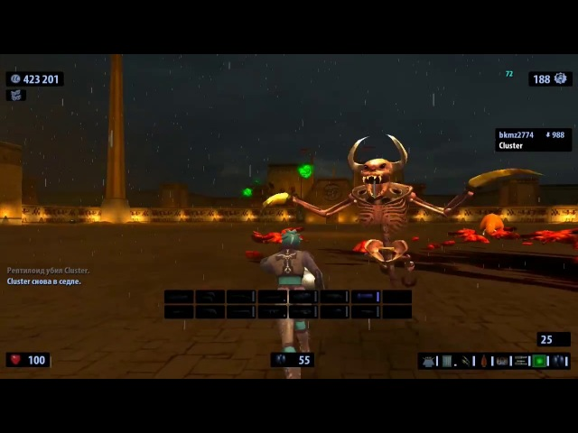 Serious sam HD: Ultimate - Alley of the sphinxes - approaching thebes