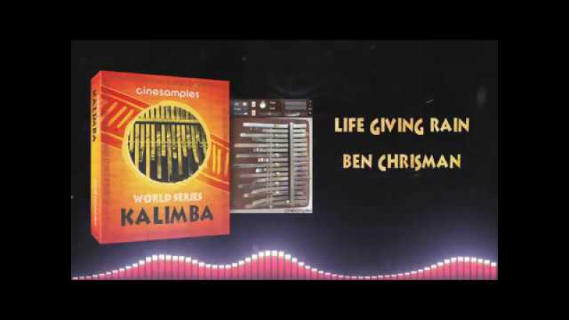 Kalimba Visualiser