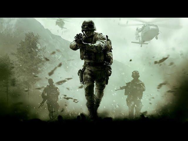 Прохождение - Call of Duty 4 Modern Warfare - Часть 1 ( Новобранец )