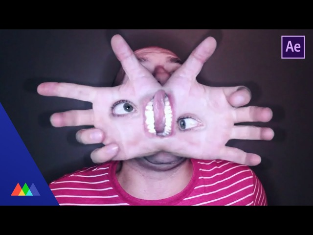 Create Cyriak Hand-Eyes in After Effects