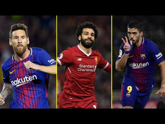 Top 15 Goals of The Year 2018 - Premier League and La Liga