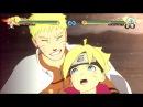 Все совместные техники из игры Naruto Shippuden: Ultimate Ninja Storm 4 (№1)