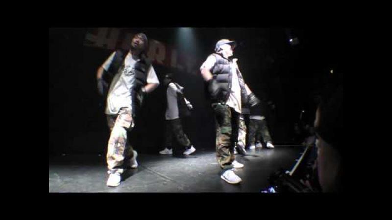 J.S.B Underground Marquest EXILE / RED ZONE 15th ANNIVERSARY DANCE SHOWCASE