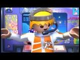 Ajanlar Kaos İçinde Çizgi Film Eğlenceli Çocuk Video - PLAYMOBIL