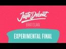 Juste Debout Bratislava 2018 Experimental Final Klesh