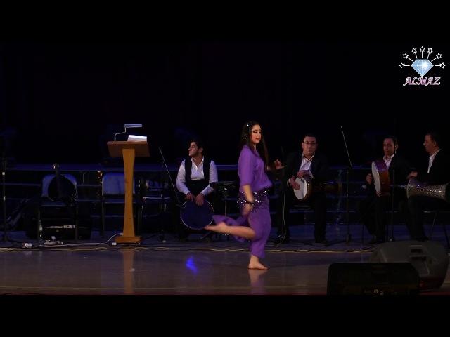 Омарова Нурият ALMAZ FESTIVAL 2018 ORKESTR балади и табла