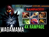 Wagamama EPIC Phantom Assassin 36/2/1 Ultra Rampage Divine Rapier - Dota 2