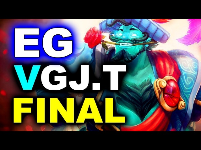 EG vs VGJ.T - GRAND FINAL - GESC INDONESIA MINOR DOTA 2