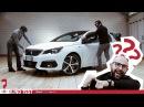 Peugeot 308, la prova al buio della berlina francese