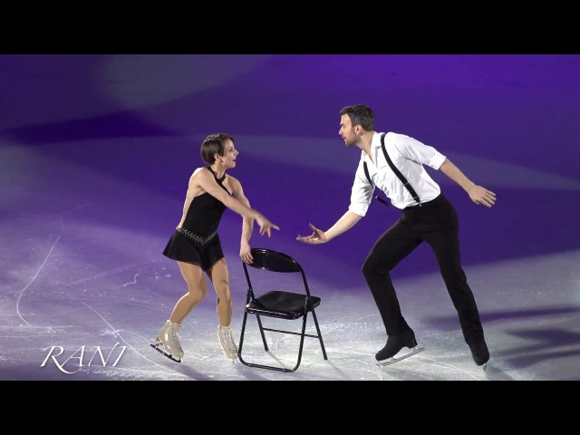 Meagan DUHAMELl Eric RADFORD 4K 180225 Pyeongchang 2018 Figure Skating Gala Show