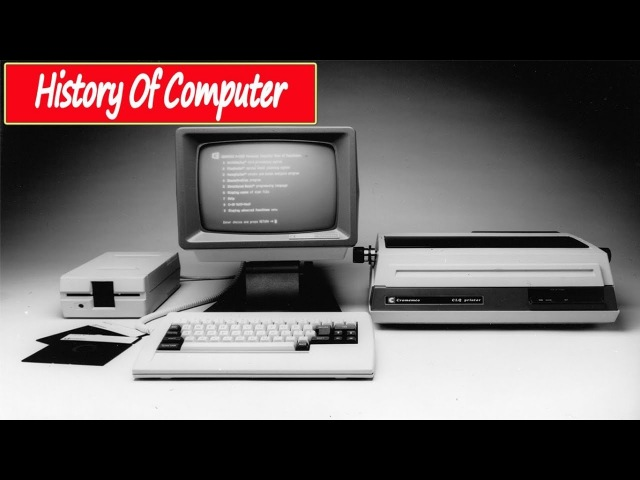 History of Computer, BBC Computer Discovery Channel, Computer Best Documentaries 2016