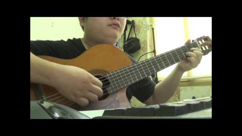 Guitar Solo Tôi ngàn năm đợi St Kim Tuấn Mèo Ú