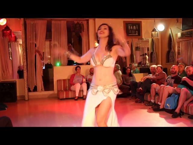 Belly Dancer Deborah Von joumana