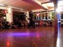 Aoniken Quiroga y Luna Palacios bailan Sacale Punta(Milonga del Angel -Genova )4 Ottobre2009)