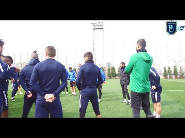 """İstanbul Başakşehir FK on Instagram: """"🎥 ANTRENMAN GÜNLÜĞÜ   Takımımız, Aytemiz Alanyaspor ile oynayacağı karşılaşmanın hazırlıklarına devam ediyor...."""