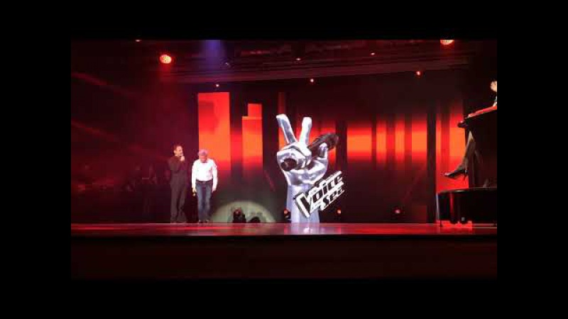 The Voice of the Sea Italy 2018 finalist Michael Kirichenko Besame mucho