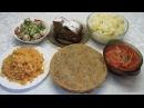 6 Постных блюд на каждый день для всей семьи