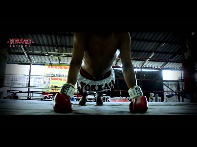 YOKKAO EXTREME 2013 Saenchai MuayThaiGym vs Diesellek Aoodonmuang THAILAND COMES TO MILAN