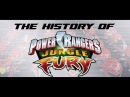 Power Rangers Jungle Fury, Part 3 - History of Power Rangers