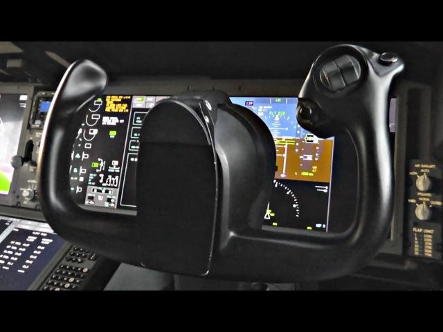 Thomson Boeing 787-8 Cockpit Views @ Manchester | Cockpit Demo/Tour Close Views