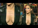 Watch What Happens Live  Jennifer Lopez Hot Cleavage Show