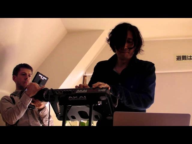 川島基宏(Motohiro Kawashima) Live - MEGA RAN RETURNS