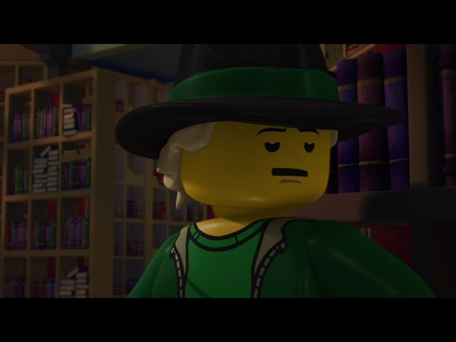 LEGO Ninjago Сезон 6 Эпизод 2 Враг общества номер один