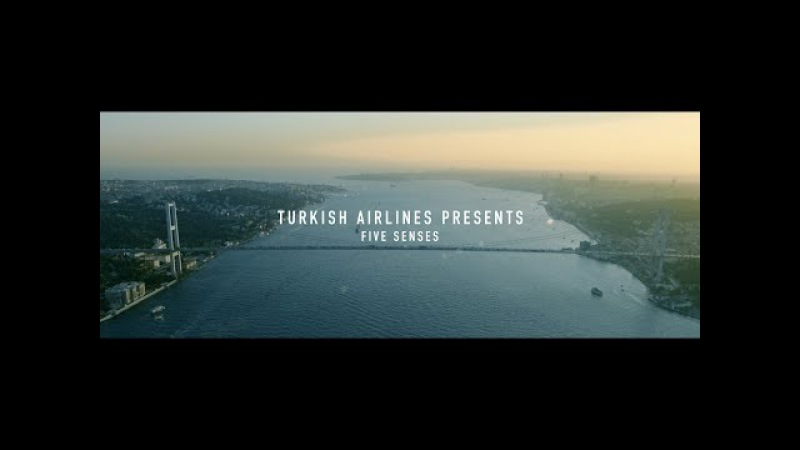 Turkish Airlines - 5 Senses with Dr. Oz