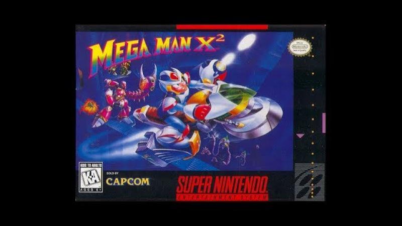 Mega Man X2 - Aquele X2 livre :D Aceito dicas! sujeito a quedas/abort