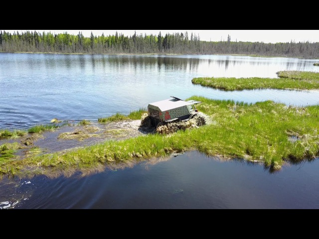Russian Sherp Vs Northern Canada P Trail Part 2
