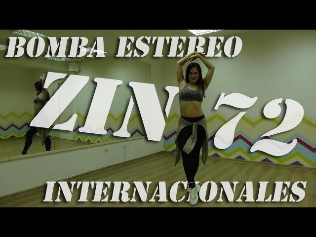 Bomba Estereo , Internacionales   Dance Fitness with Irina