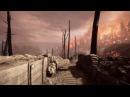 Battlefield 1 - Battle of Verdun French Defense No HUD