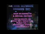 Jack DeJohnette &amp Special Edition - Jazzwoche Burghausen - 1993 (part 1)