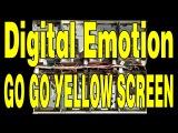 Go go yellow screen - Digital emotion FDD Noise
