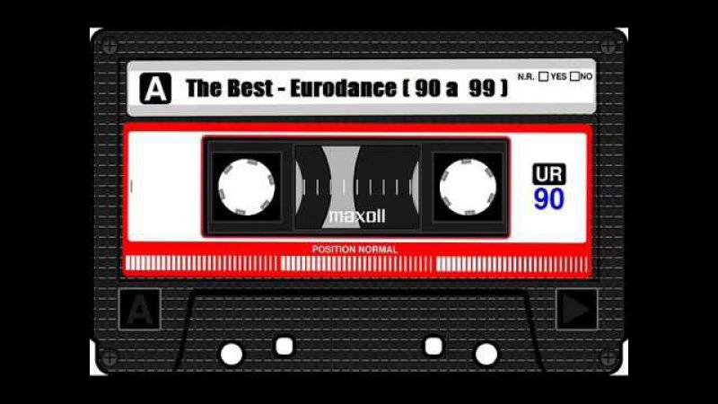 The Best Eurodance 90 a 99