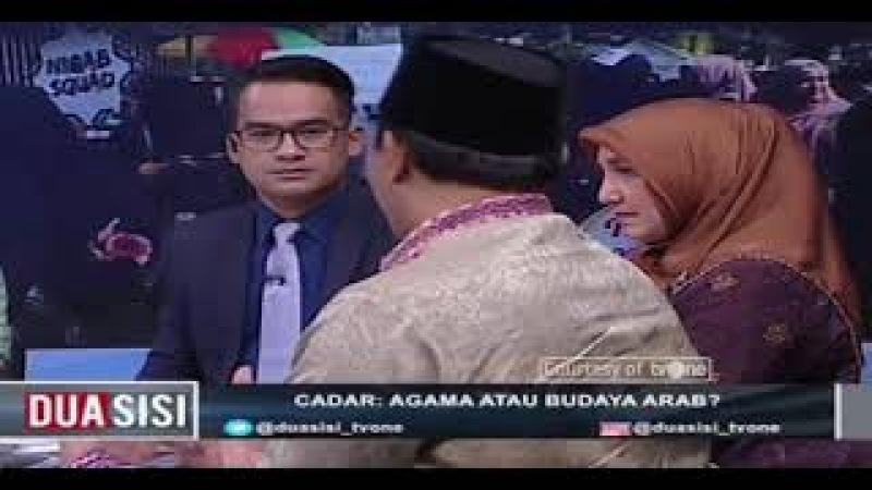 Cadar Agama atau Budaya Arab - Dua Sisi TV One - Part 2