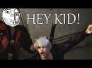 DMC4SE - Hey kid! Nero is easy to troll