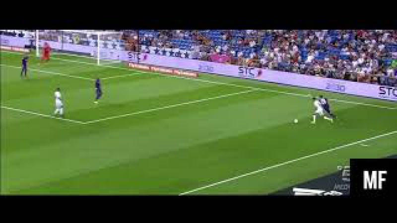 Achraf Hakimi Amazing Skills Show 2018 Real Madrid