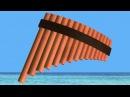 Música Peruana con Zampoñas y Charango Romántica y Alegre