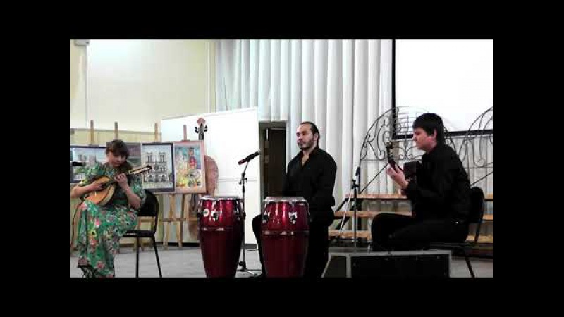 Trio Raiz Latina - Zita by Astor Piazzolla