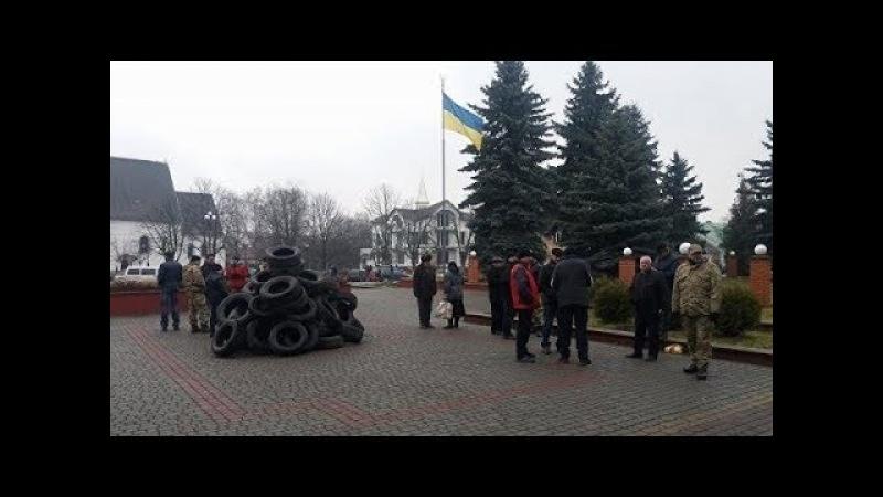 Чи буде продовження у тячівського Майдану