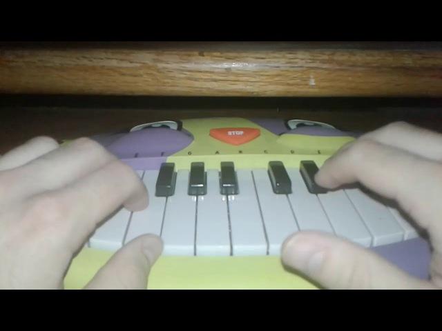 Naruto Shippuden OP 16 Cat Piano Cover