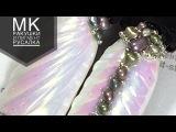 МАСТЕР-КЛАСС: Дизайн ногтей ракушки с радужным пигментом Rainbow Хвост русалки
