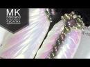 МАСТЕР КЛАСС Дизайн ногтей ракушки с радужным пигментом Rainbow Хвост русалки