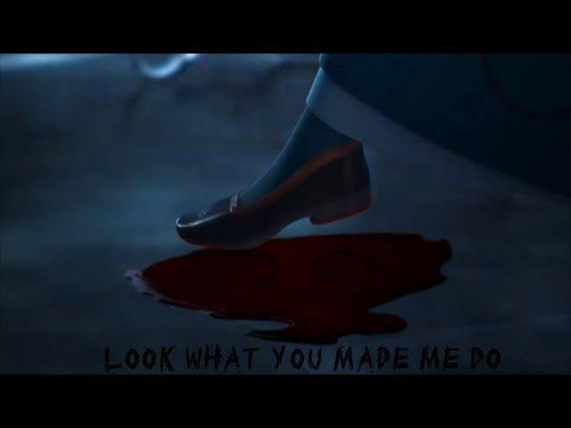 L O O K W H A T Y O U M A D E M E D O [13 MEP Part] (Jack Elsa ft. Rapunzel)