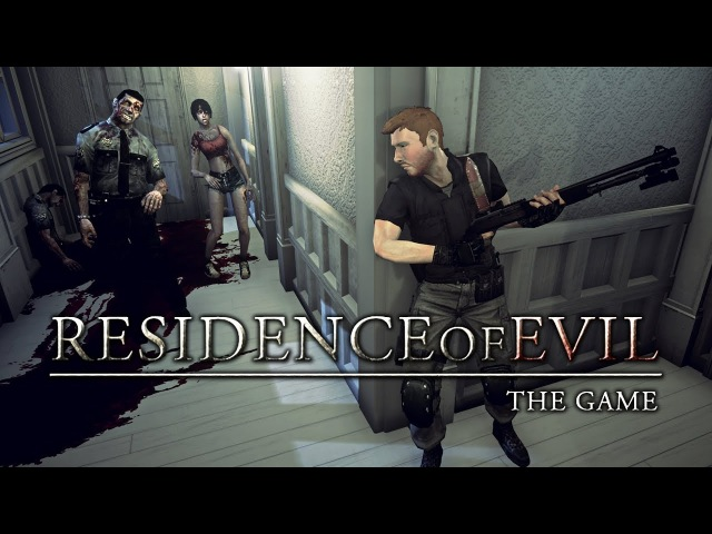 RESIDENCE of EVIL: The Game || Official Announcement - Details - Gameplay Footage