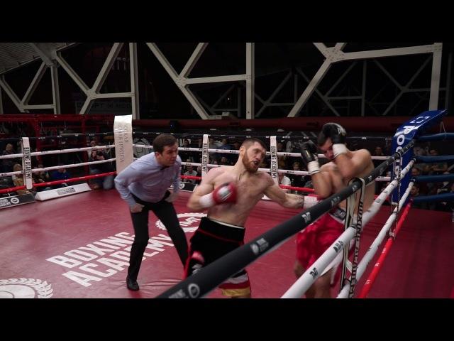 Лучшие моменты боксерского шоу Проспект 4
