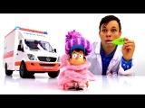 Диппер из Гравити Фолз у Доктора Ой. Видео для детей