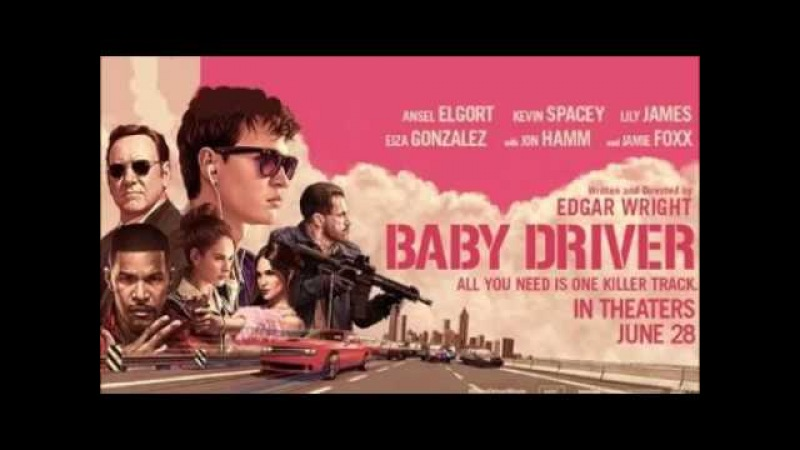 The Jon Spencer Blues Explosion Bellbottoms Audio BABY DRIVER 2017 SOUNDTRACK